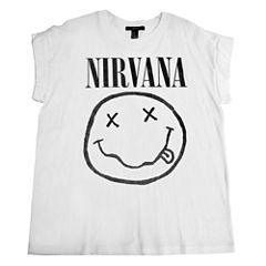 Nirvana T-Shirt- Juniors