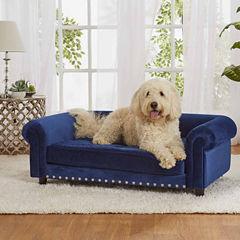 Enchanted Home Manchester Velvet Pet Sofa