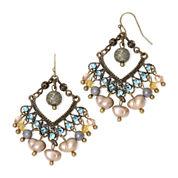Aris by Treska Shaky Drop Earrings