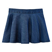 Okie Dokie® Denim Skirt - Toddler Girls 2t-5t