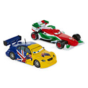 Disney Collection Cars 2-pk. Francesco & Frosty Toy Cars