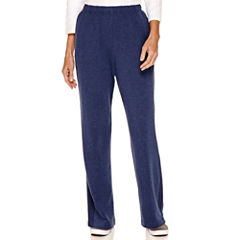 Alfred Dunner® Cape Hatteras French Terry Pants