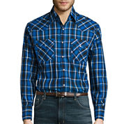Ely Cattleman Long Sleeve Snap - Big & Tall