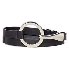 Mixit™ Adjustable Ring Black Belt