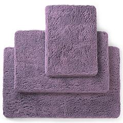 Royal Velvet® Opulence Memory Foam Bath Rugs