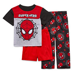 3-pc. Marvel Kids Pajama Set Boys