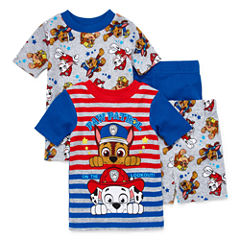 4-pc. Paw Patrol Pajama Set Boys