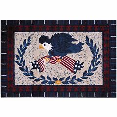 American Eagle Rectangular Rugs