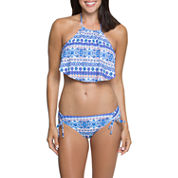 Aqua Couture Moroccan Halter or Hipster Swimsuit Bottoms
