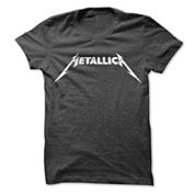 Metallica Graphic T-Shirt- Juniors