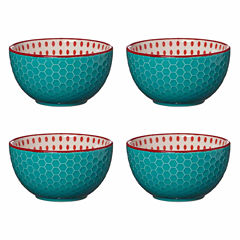 Pfaltzgraff 4-pc. Fruit Bowl