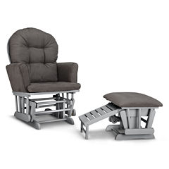 Graco Parker Glider and Nursing Ottoman