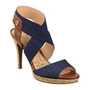 Liz Claiborne® Dapper High Heel Sandals