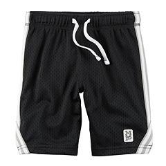 Carter's Toddler Boys Black Shorts