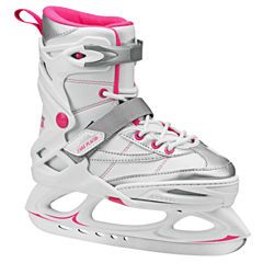 Lake Placid Monarch Adjustable Ice Skates - Girls