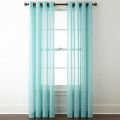 Sheer Curtains Panels Amp Window Sheers Jcpenney