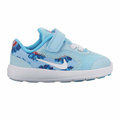 Nike Revolution 3 Girls Running Shoes - Toddler