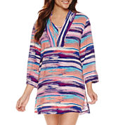 Liz Claiborne Stripe Dress