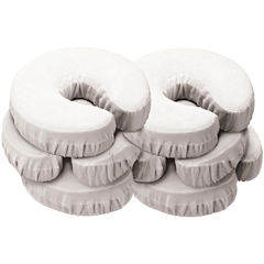 Master® Massage 6-Pack Cotton Massage Table Face Pillow Covers