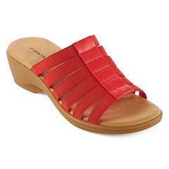 St. Johns Bay Izabel Womens Sandals