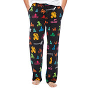 Nintendo® Mario Cart Knit Pajama Pants
