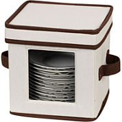 Household Essentials® Saucer Storage Chest