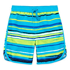 Arizona Boys Stripe Trunks-Toddler