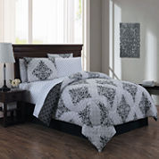 Avondale Manor Luna 5-pc. Complete Bedding Set with Sheets