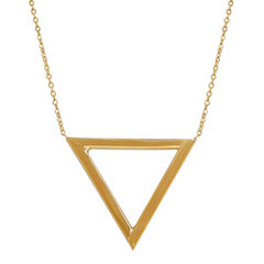 Limited Quantities! Womens 10K Chevron Necklaces