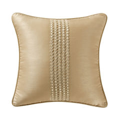 Marquis By Waterford Isabella Square Throw Pillow