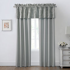 Marquis by Waterford Lauren Rod-Pocket Curtain Panel
