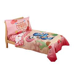 Disney 4-pc. Sheriff Callie Toddler Bedding Set