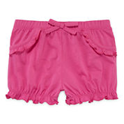 Okie Dokie Short Pull-On Shorts Girls
