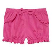 Okie Dokie Short Pull-On Shorts Girls