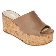 Style Charles Clarissa Womens Wedge Sandal