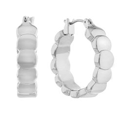 Liz Claiborne Hoop Earrings