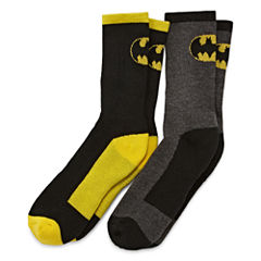 Licensed Properties Batman Crew Socks