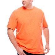 The Foundry Big & Tall Supply Co.Pocket Fashion T-Shirt
