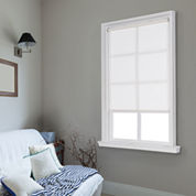 JCPenney Home Cut-to-Width Cordless Natural Roller Shade