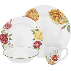 Corelle Boutique Emma Jane 16-pc. Dinnerware Set