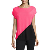Xersion™ Studio Short-Sleeve Colorblock Dolman T-Shirt or Reflective Running Leggings