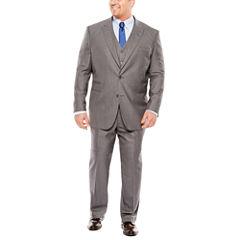 JF J. Ferrar® Sharkskin Suit Separates - Big & Tall