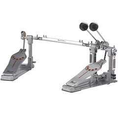 Pearl P932 Demonator Single Chain Double Pedal + Interchangeable Cam Powershifter