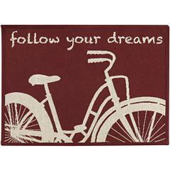 Follow Your Dreams Rectangular Rug