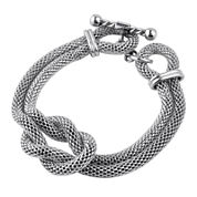 Stainless Steel Knot 7.5