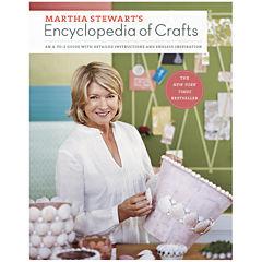 Martha Stewart's Encyclopedia of Crafts