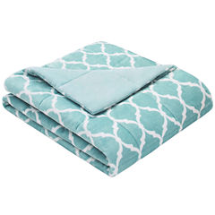 Madison Park Ogee Oversize Down-Alternative Throw