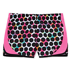 Xersion Pull-On Shorts Toddler Girls