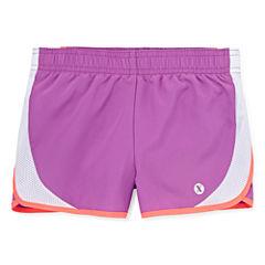 Xersion Pull-On Shorts Toddler Girls
