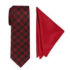 U.S. Polo Assn. Grid Tie Set